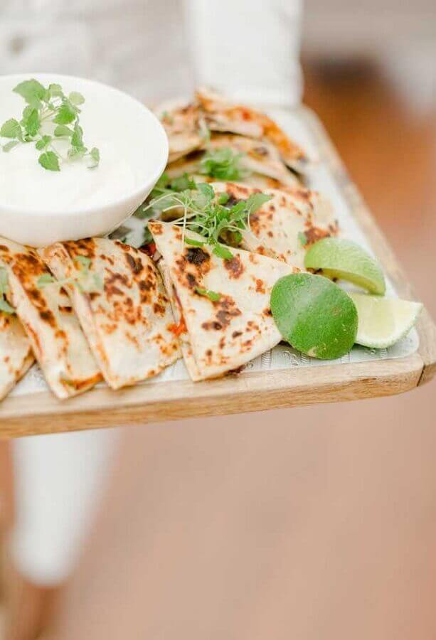 Mexican party food Photo Pinterest