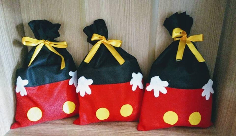 Fun mickey surprise bag