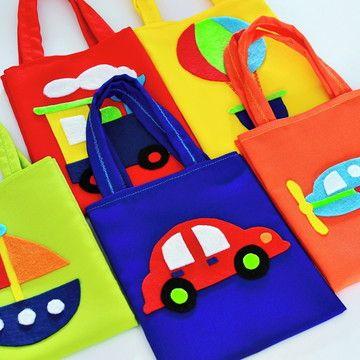 Surprise bag for children's party