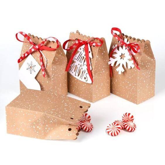Christmas surprise bag