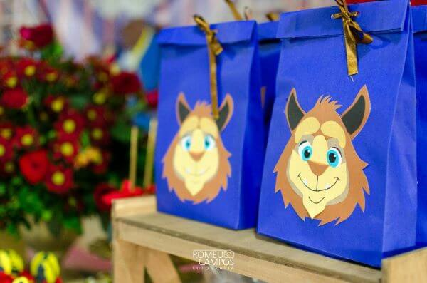 Beauty and the Beast surprise bag