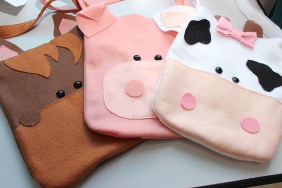 Animal surprise bag