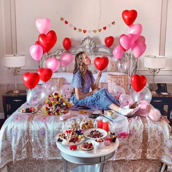 Valentine's Day Ideas: Surprise Your Love