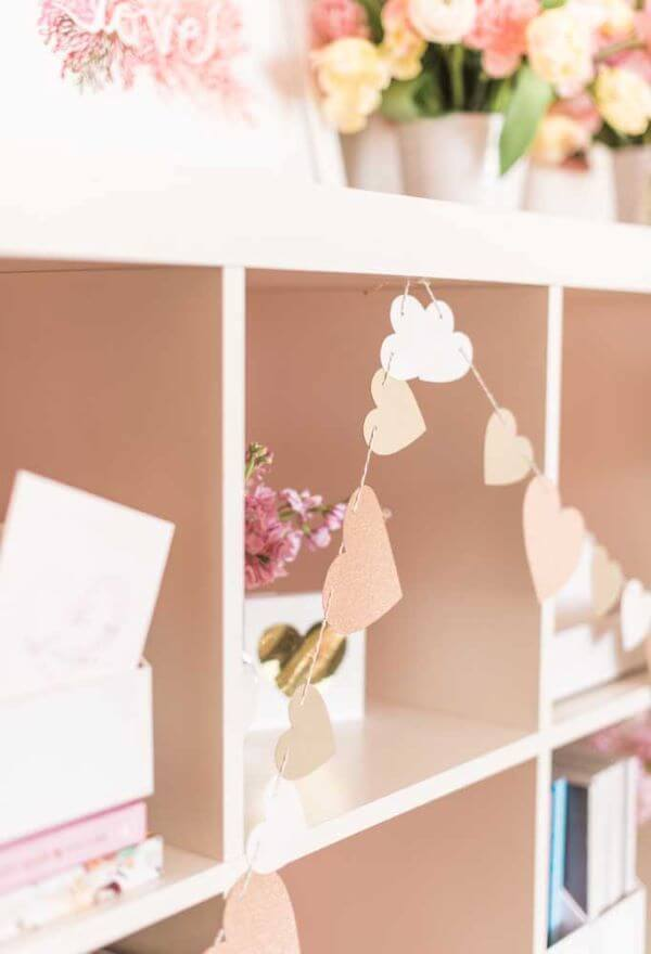 Valentine's Day ideas for decorating a house