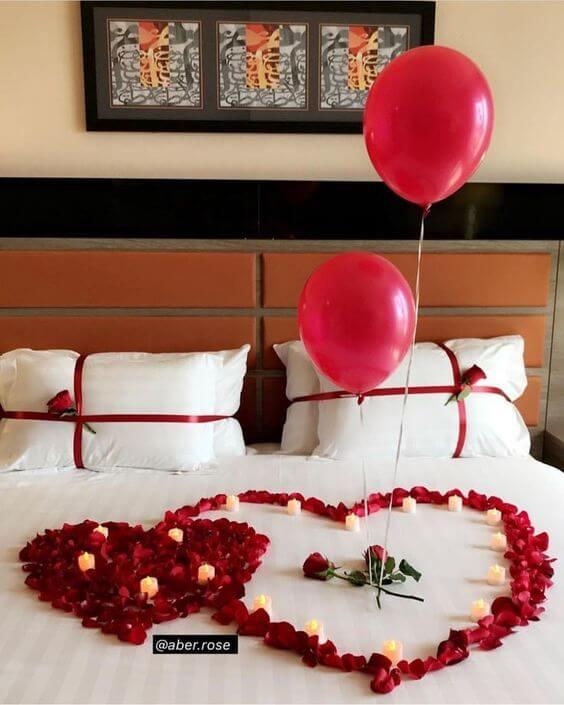 Surprise Valentine's Day Ideas