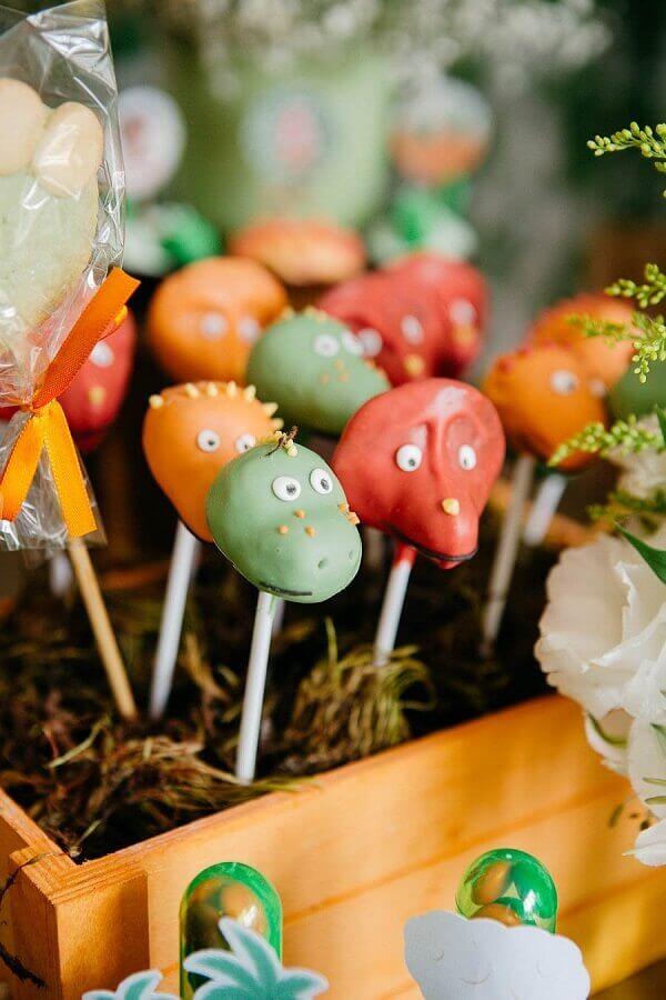 custom candies for dinosaur children's party Foto Golosinas de La Costa