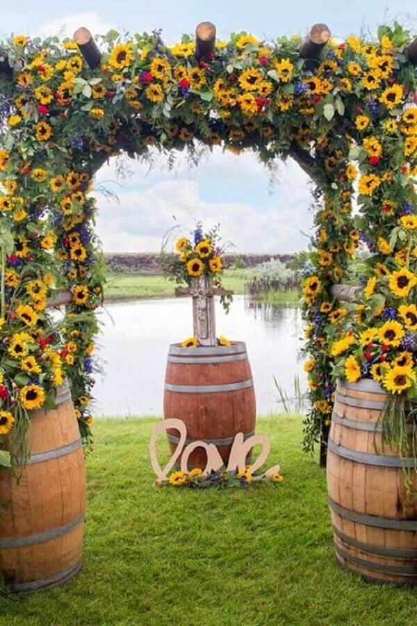 colors for wedding in the countryside Photo Sweet Inner Life
