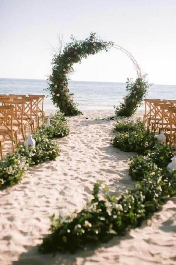 colors for simple wedding at the beach Photo Pinterest