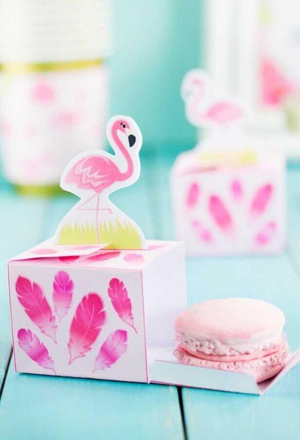 flamingo party souvenir Photo Pinterest