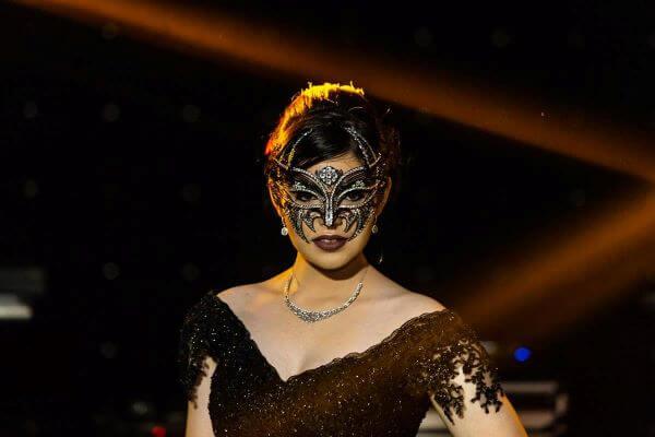 Masquerade ball 15 years