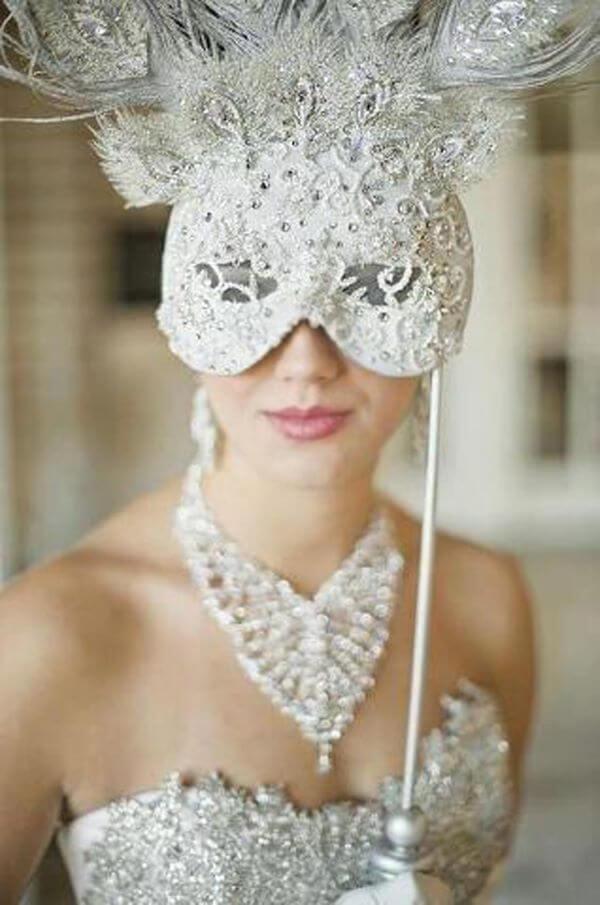 Fancy Dance Mask