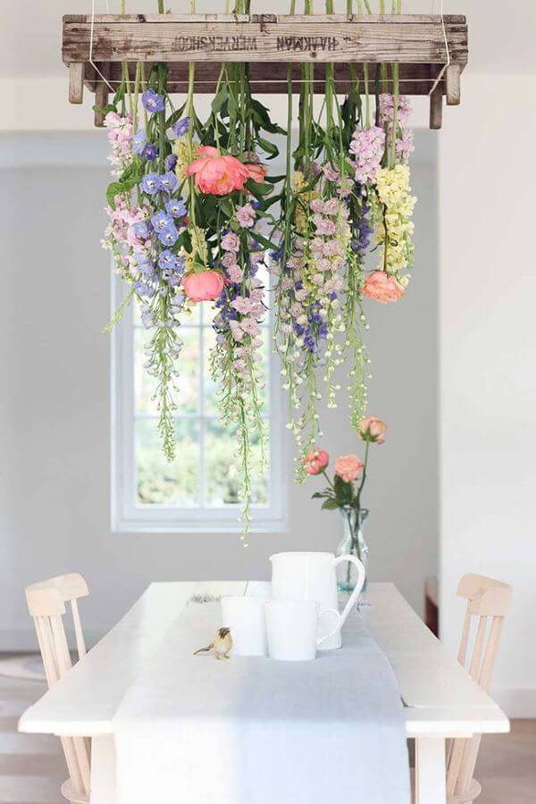 Flowers for home decoration