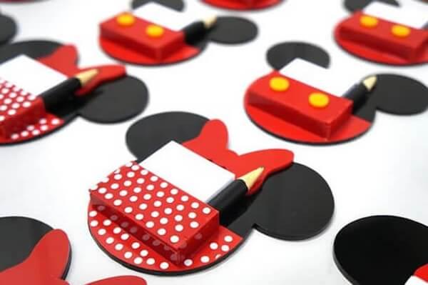 Minnie's party mementos