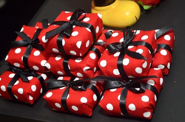 Lively minnie party souvenirs