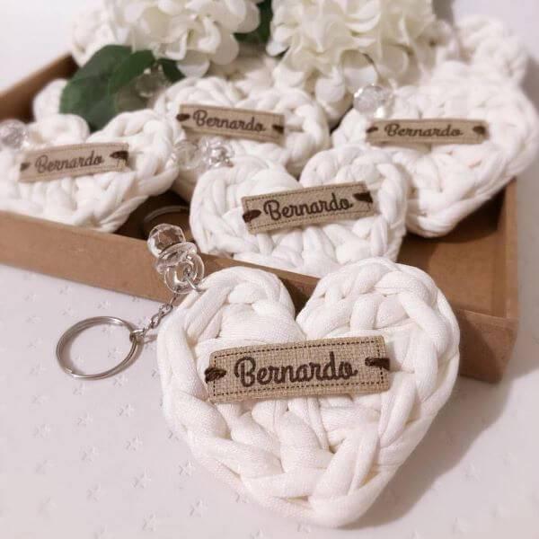Little souvenir made of crochet