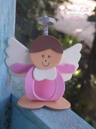 Little souvenir of a little angel's eva baptism
