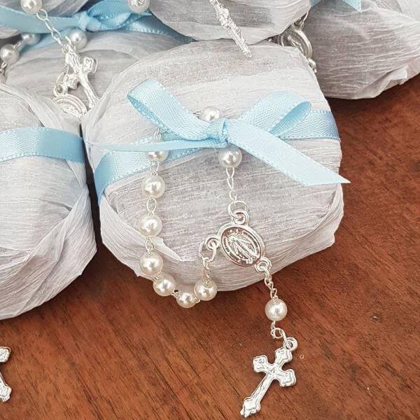 Candy christening souvenir