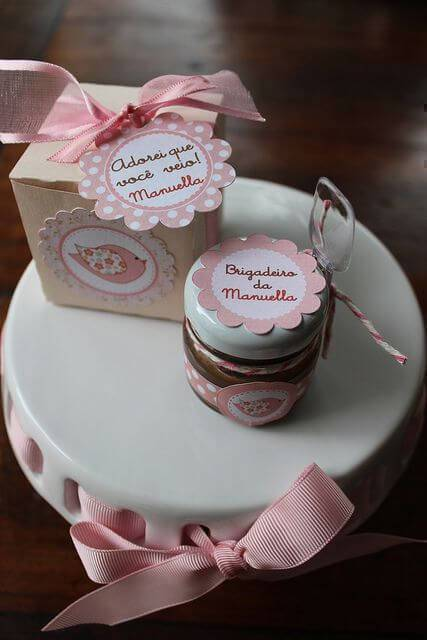 Sweets for christening souvenirs