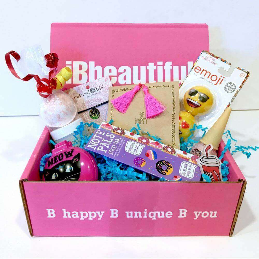 idea for party in the box for friend - Photo ib beautiful