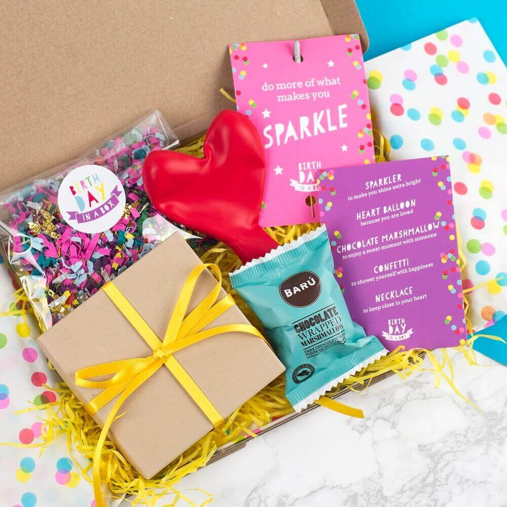 idea for party in the simple box -Foto MTM