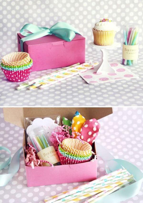 Tips for having a party in the inspirational box