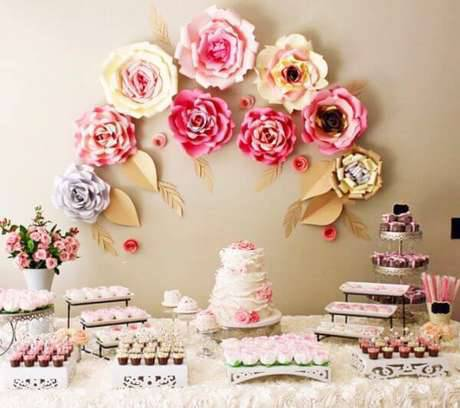 Flowers for home party