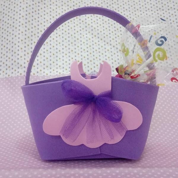 EVA souvenir model for ballerina party
