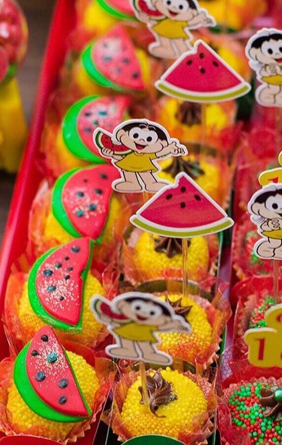 custom candies for magali party Photo Super Children's Party