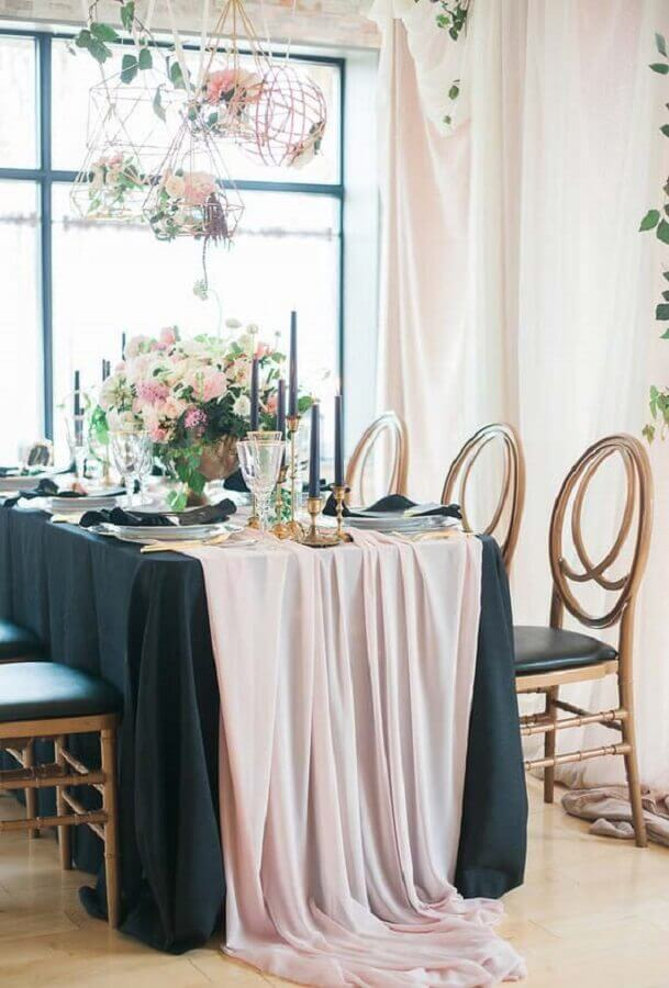 crystal wedding party at home Photo Pinterest