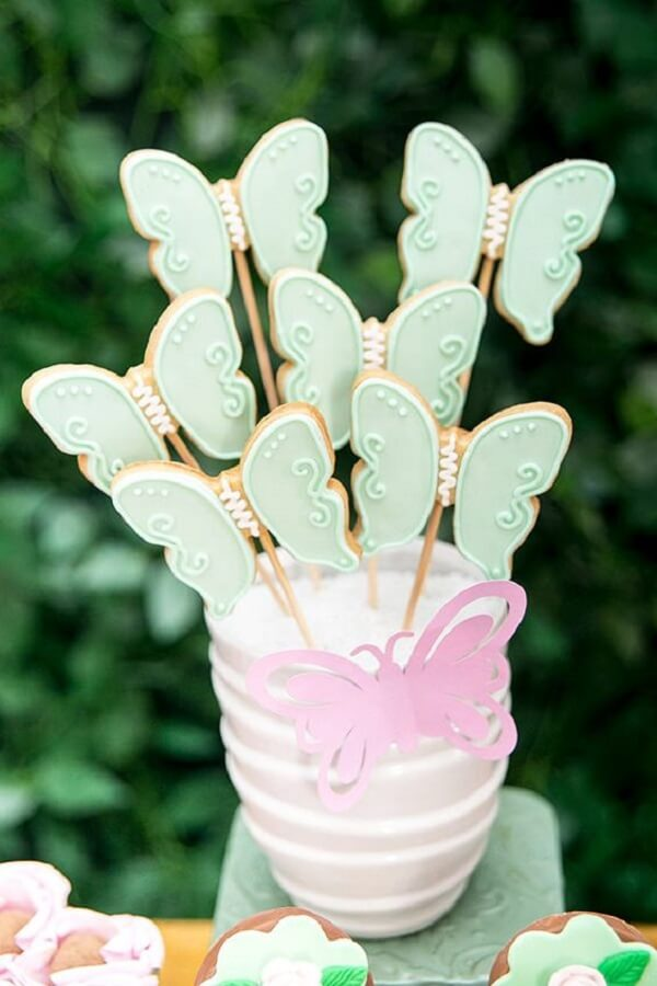 Creative sweets to decorate the cake table
