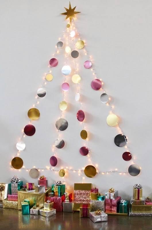 Artisanal Christmas tree