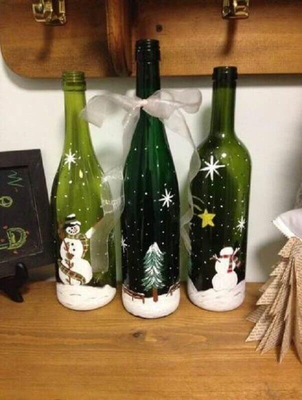 christmas decorated bottle models Foto Alannah Fashion Blog