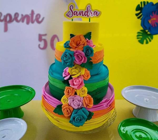 EVA fake cake model