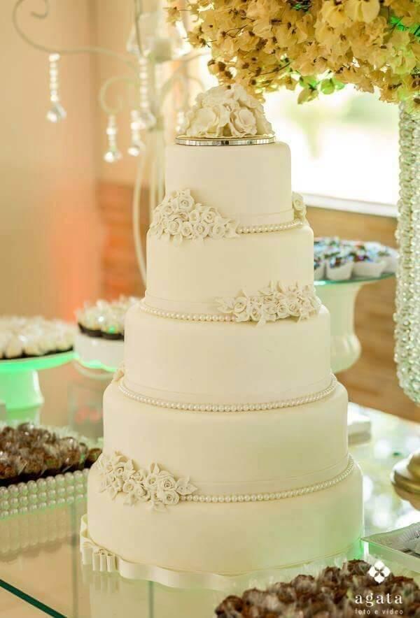 Multi-layer wedding fake cake model