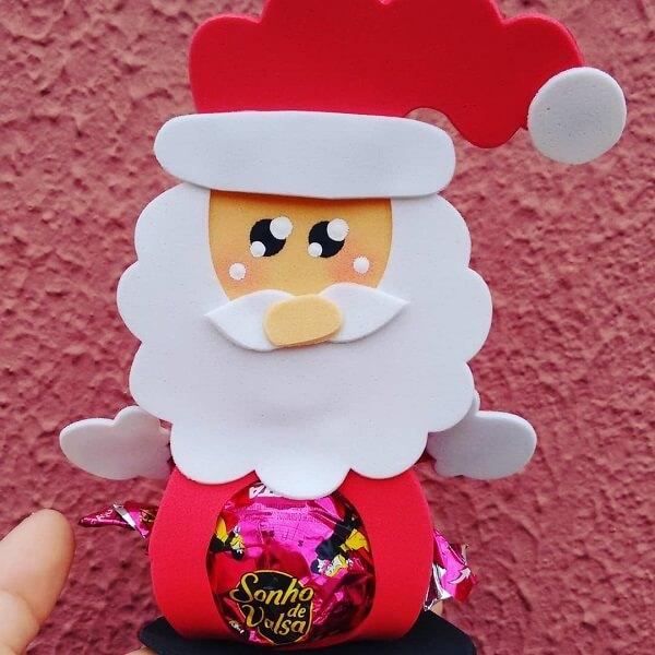 Chocolates as a Christmas souvenir