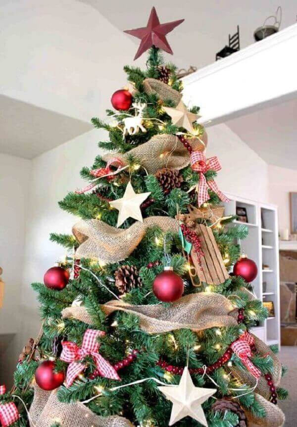 Christmas tree for rooms