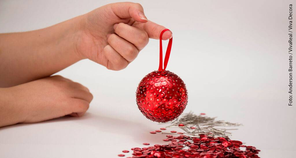 Christmas balls step by step 11