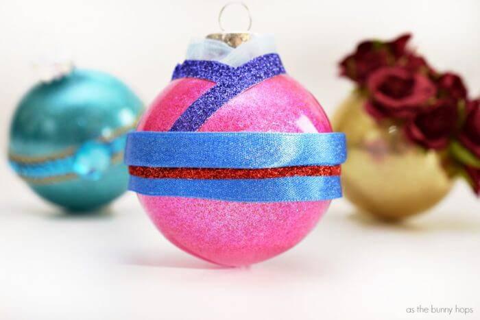 christmas balls princess mulan