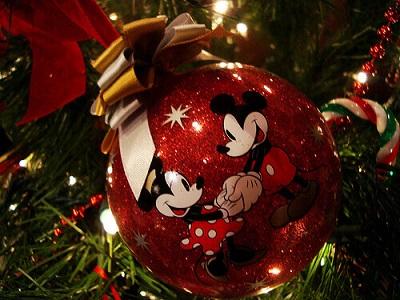 christmas balls-mickey
