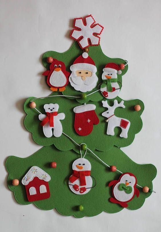 EVA Christmas panel