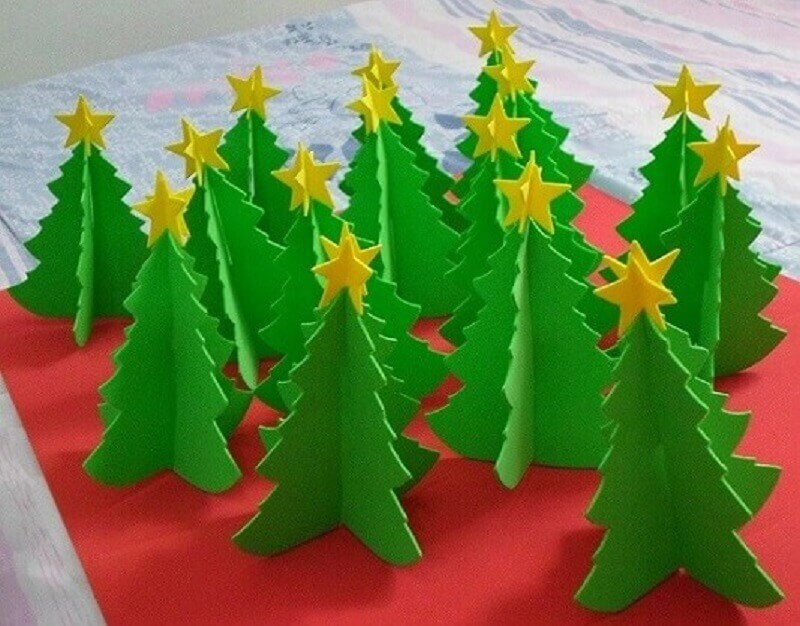 Christmas decorations in eva Foto Brow Picz