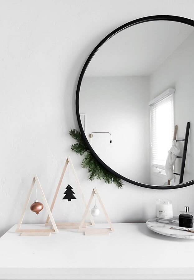 minimalist Christmas ornament tips Foto Pinterest