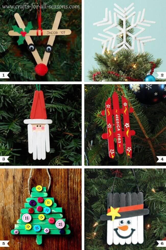 Christmas craft-craft-ideas-decor-ideas