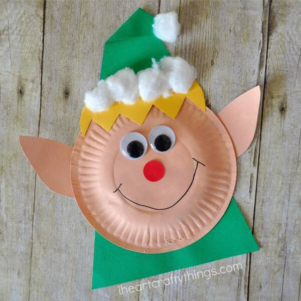 Gnome Christmas crafts