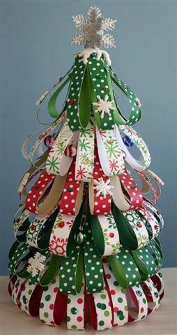 Christmas tree handmade christmas-tree-crafts
