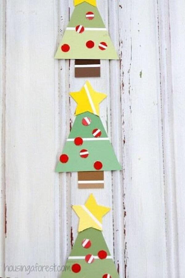 Tree-Craft Christmas Tree-Craft