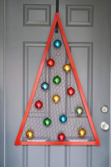 Christmas tree handmade crafts diy-christmas-crafts