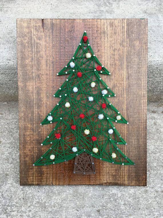Christmas tree handmade christmas crafts