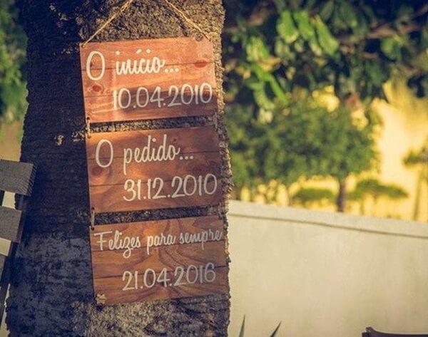 Wedding Information Stickers