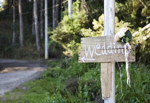 Wedding Information Cards